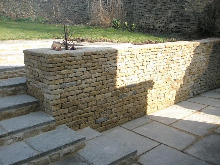 Cotswolds Dry Stone Walling