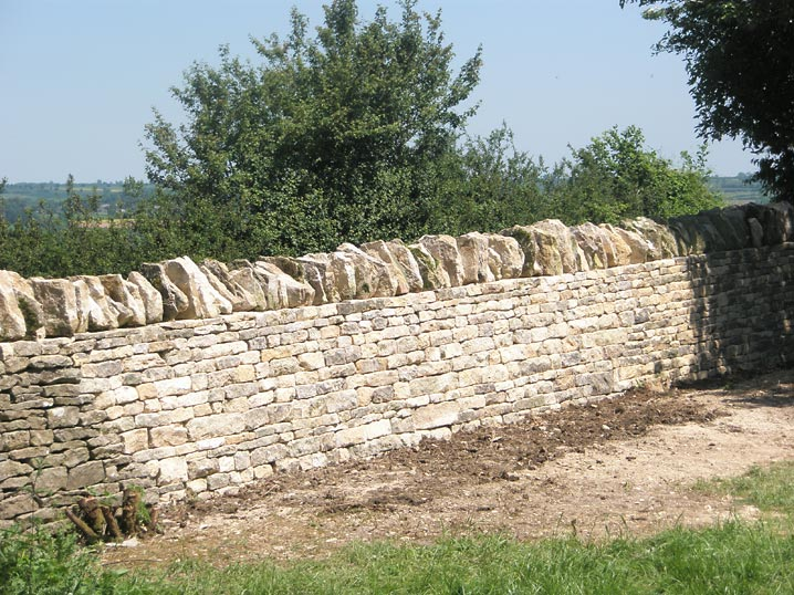 Cotswolds Dry Stone Walls